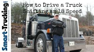 Best Truck Driving Schools In Los Angeles Shifting An 18 Speed ...