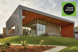 National fice Furniture headquarters earns Green Good Design
