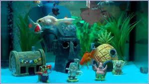 Spongebob Fish Tank Ornaments by Fish Tank Decoration Ideas Fish Tank Decorations For Aquarium