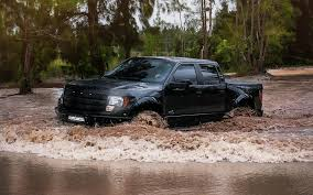Big Mud Trucks Desktop Background