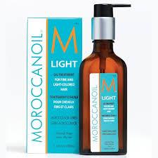 MOROCCAN OIL TREATMENT LIGHT 100ML
