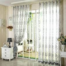 Nate Berkus Sheer Curtains by Floral Curtains Ikea Grey Sheer Curtains Elegant Floral Living