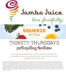 Jamba Juice Coupons May 2018 : Debenhams In Store Voucher Codes Jamba Juice Philippines Pin By Ashley Porter On Yummy Foods Juice Recipes Winecom Coupon Code Free Shipping Toloache Delivery Coupons Giftcards Two Fundraiser Gift Card Smoothie Day Forever 21 10 Percent Off Bestjambajuicesmoothie Dispozible Glass In Avondale Az Local June 2019 Fruits And Passion 2018 Carnival Cruise Deals October Printable 2 Coupon Utah Sweet Savings Pinned 3rd 20 At Officemax Or Online Via Promo