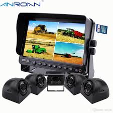Anroan Car DVR Recorder Truck Backup Side Camera 7 Monitor System ... 32017 Ram Truck Backup Rear Camera Upgrade Easy Plug Play Best Aftermarket Cameras For Cars Or Trucks In 2016 Blog Double Dual Lens Backup Truck Camera 45 And 120 Rear View Angle Chevrolet Silverado 1500 Lt 4x4 Backup Camera Fuel Wheels Leather Hopkins Smart Hitch Aligner System Rat Podofo Waterproof 18 Ir Led Night Vision Vehicle Pyle Plcmtr92 Rated Monitor The Displays Reviews By Wirecutter A New Rocky Americas Complete View 24v Four Parking Sensor Wireless Tft 7inch Helpful Customer