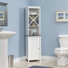 Free Standing Storage Cabinets For Bathrooms by Bathroom Built In Bathroom Linen Cabinets Maple Linen Cabinet