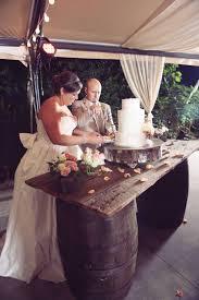 Elegant Rustic Wedding Ideastruly Engaging Blog Regarding Cake Table Decor