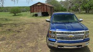 100 Chevy Trucks 2014 So How Fast Is The Brand New Silverado From 060 MPH