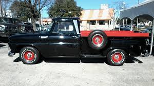 100 1965 Chevy Stepside Truck Chevrolet C10 Dan Kruse Classics