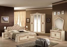 barock schlafzimmer set in beige creme komplettzimmer