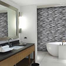 golden select glass and aluminum mosaic wall tiles starlight