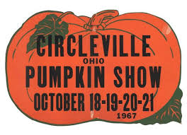 Pumpkin Festival Ohio by Best 25 Circleville Ohio Ideas On Pinterest Circleville Pumpkin