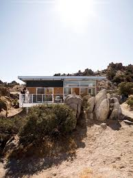 100 Mojave Desert Homes Small Hybrid Prefab Home In The Dwell
