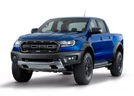 Will Ford's New Ranger Raptor Off-road Pickup Dominate The Chevrolet ...