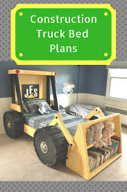 Construction Truck Bed PLANS For Kids. This Is A Cute Idea ... Bed System Midsize Decked Storage Truck Bed And Breakfast Duluth 13 Cool Pieces Of Kids Fniture On Etsy Rooms Nurseries Turbocharged Twin Step2 Fire Bunk Beds Funny Can You Build A Boys Buy A Custom Semitractor Frame Handcrafted Yamsixteen Attractive Platform Diy About Pinterest The 11 Best For Rooms New Timykids