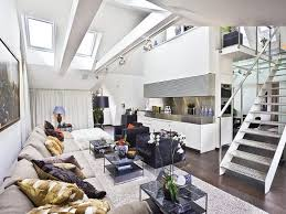 Loft Apartment Decorating Ideas With Modern From Regarding Stylish Bedroom Intended For Found Property