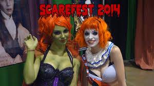 Halloween Lexington Ky 2014 by Scarefest 2014 Youtube