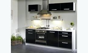 meuble de cuisine noir laqué peindre un meuble en noir laqu peinture noir laque pour