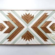 Cool Modern Wall Art Wooden Large Ideas