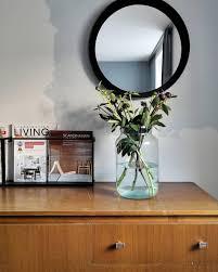 flowers peonies wohnzimmer kommode vintage spi
