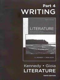 Literature An Introduction To Fiction Poetry Drama And Writing Part 4