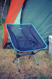Big Agnes Helinox Chair One Camp Chair by Disconnectday 5 Essentials For Comfortable Camping