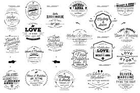 20 Rustic Wedding Badges