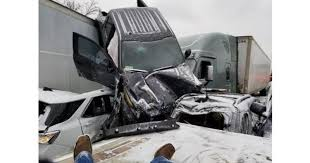 Multiple Large Accidents On I-44 Cause Fatalities