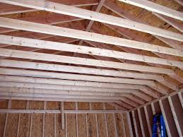 Ceiling Joist Span Table by What Kind Of Rafters System Is This The Garage Journal Board