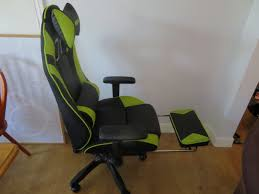 100 Wood Gaming Chair Snakebyte Seat Review Just Push Start