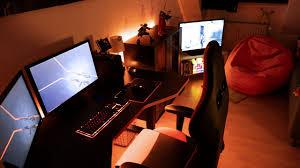 gaming zimmer einrichten in 8 schritten für pc konsolen