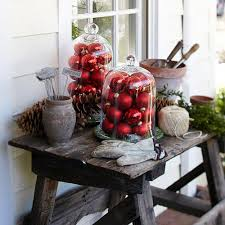 Rustic Christmas Outdoor Decor