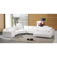 canape d angle en cuir blanc grand canapé d angle panoramique en cuir blanc king achat