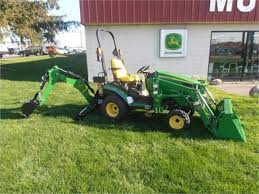 John Deere 1025r Mower Deck Adjustment by Tractorhouse Com John Deere 1025r For Sale 216 Listings Page 1