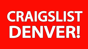 Craigslist Denver - YouTube