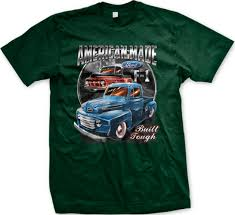 American Made Ford F-1 Built Tough Classic Pickup Truck Mens T ... Vintage 70s Fords Haul Ass Novelty Tshirt Mens S Donkey Pickup Ford Super Duty Tshirt Bronco Truck In Gold On Army Green Tee Bronco Tshirts Once A Girl Always Shirts Hoodies Norfolk Southern Daylight Sales Mustang Kids Calmustangcom Rebel Flag Tshirts And Confederate Merchandise F150 Shirt Truck Shirts T Drivin Trucks Taggin Bucks Akron Shirt Factory The Official Website Of Farmtruck Azn From Street Outlaws Tractor Tough New Holland Country Store