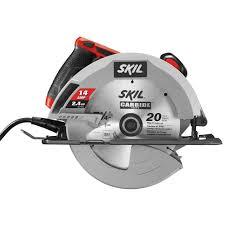 Skil Flooring Saw Home Depot by Skil 5180 01 14 Amp 7 1 4 Inch Circular Saw Amazon Com