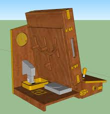 Bartop Arcade Cabinet Plans Pdf by Diy Bartop Arcade Cabinet Plans 52 Images Plans For Mini