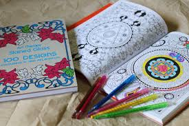 The Hottest Publishing Trend Of 2015 Colouring Books For Adults