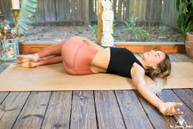 The FIVE BEST Restorative Yoga Poses Reduce Stress Relieve Tension A Free