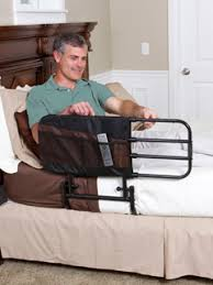 Elderly Bed Rails by Senior Home Care Safety Products Stander Mobility Equipment
