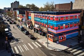 Philadelphia Mural Arts Internship by What Right Do Muralists Have To The Buildings They Paint On