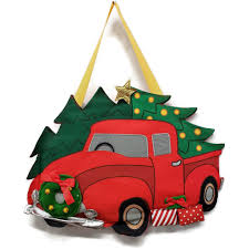 Christmas Red Truck Fabric Door Hanger | Unique Home Decor, Wreath ... Country Paradise Red Truck Fabric Panel Sewing Parts Online Fire Truck Fabric By The Yard Refighter Kids Etsy Collage Christmas Susan Winget Large Cotton 45 Food Marshall Dry Goods Company Trucks Main Black Beverlyscom Retro Door Hanger Unique Home Decor Wreath Ice Cream Pistachio Flannel By Just Married Honk For Love Print Joann Rustic Old Pickup On The Backyard Abandoned 2019 Tree 3d Digital Prting Waterproof And