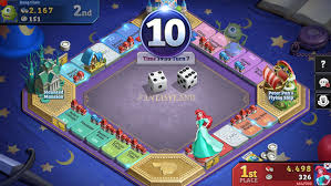 Disney Magical Dice The Enchanted Board Game Screenshot Thumbnail