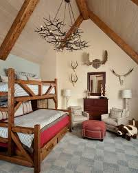 bedrooms beach kids bedroom with white twin bunk beds and brown
