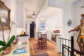 100 Nyc Duplex Apartments 14M Chelsea Duplex Has Lots Of Charm And A Magical Garden