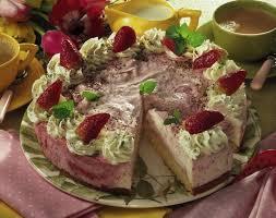 erdbeer mascarpone torte diabetiker rezept lecker