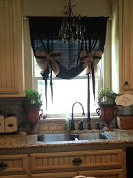 Kitchen Curtain Ideas Pictures by Perfect Design Burlap Kitchen Curtains Charming Best 25 Ideas On