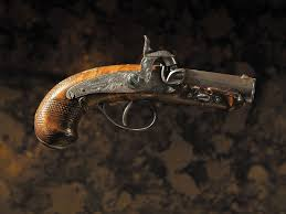 The Weapon That Shot Abraham Lincoln Cade Martin