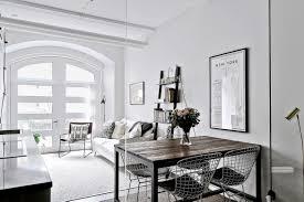 100 Apartments In Gothenburg Sweden StudioApartmentwithGlassPartition_1