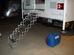 100 Truck Camper Steps Torklift Glow Step AddAStep Installation Adventure